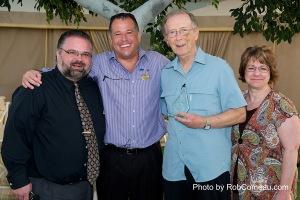 Bernie Kopell receives Lifetime Achievement award